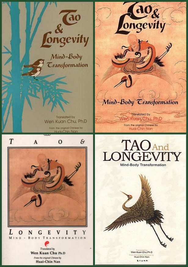 Tao and Longevity - Huai-Chin  Nan - English Editions