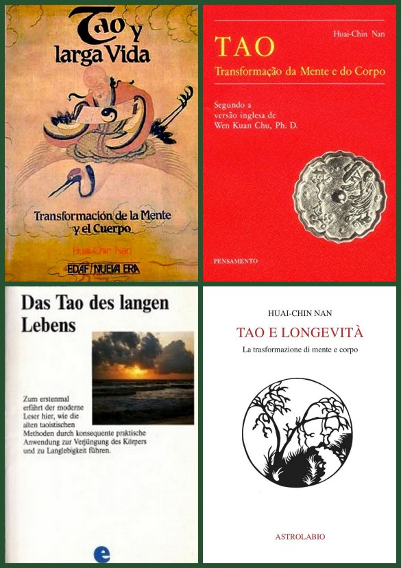 Tao and Longevity - Huai-Chin  Nan - Foreign Editions