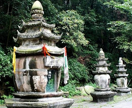 Relic Stupas